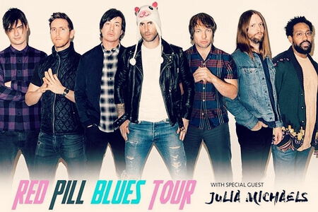 Maroon 5 tour 2018
